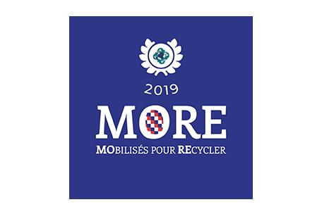 EBL label More mobilisés pour recycler